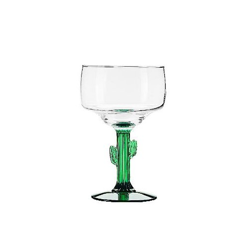 Cactus 12 oz. Margarita Glass (Set of 12)