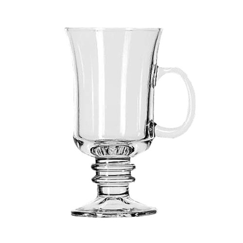 Libbey Warm Beverage 8.5 oz. Irish Coffee Glass
