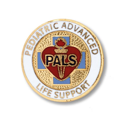 Pediatric Advanced Life Support with Emblem Pin
