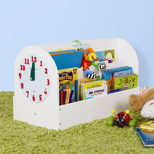 Tidy Books Book Display