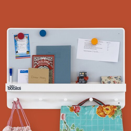 "Tidy Books Magnetic 2' x 1' 3"" Memo Board"
