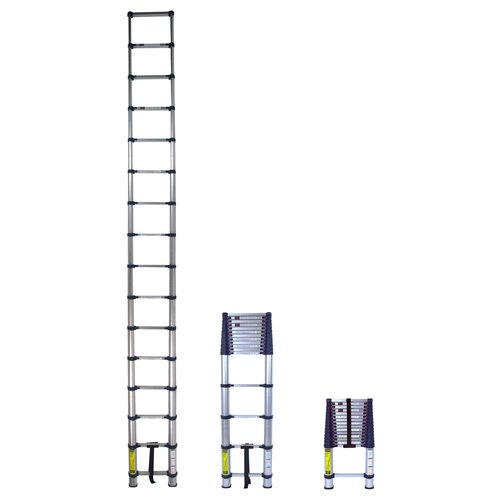 15.5' Pro-Series Telescoping Extension Ladder