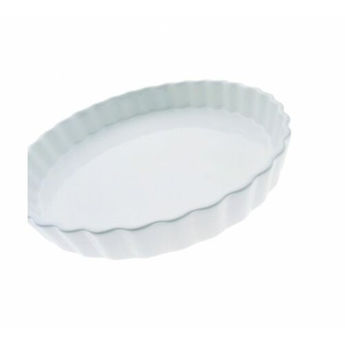 "Maxwell & Williams White Basics 11"" Quiche Dish"