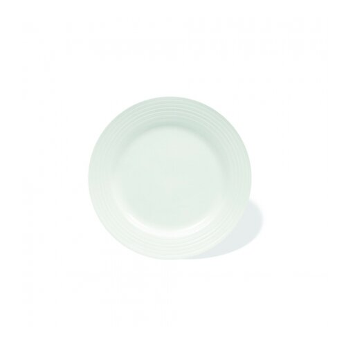 "Maxwell & Williams White Basics Cirque 9"" Entree Plate"