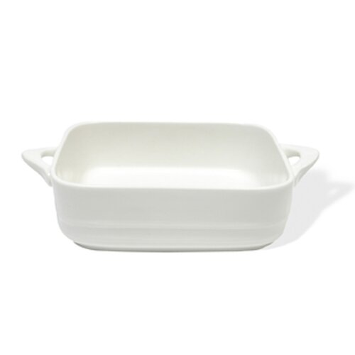 White Basics Oven Chef Square Baker