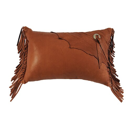 Deerskin Pillow