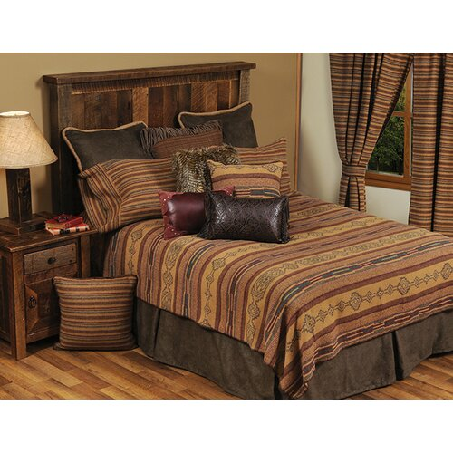 Wooded River Trails End Pillow