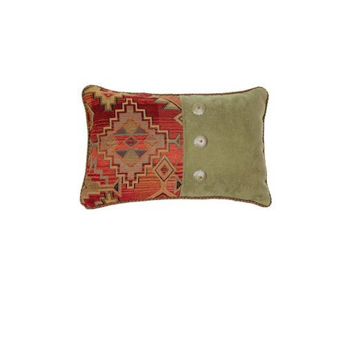 Wooded River Bessie Gulch Pillow