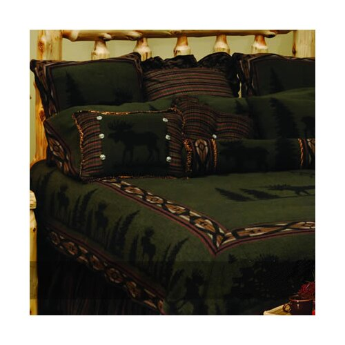 Moose I 4 Piece Bedding Set
