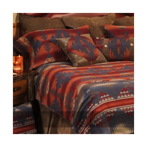 Socorro 4 Piece Bedding Set
