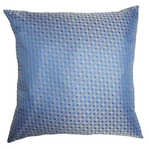 Filos Design Prep Diamond Geometric Microfiber Pillow