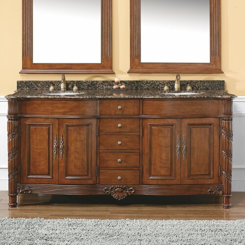 James martin furniture classico double bathroom vanity set for Furniture 2 day shipping