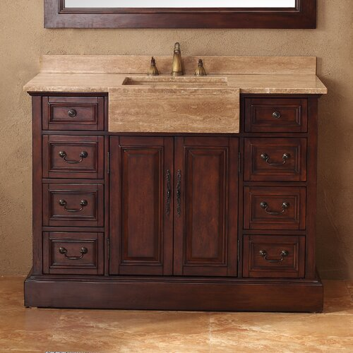 "James Martin Furniture Toscano 48"" Single Vanity Set"