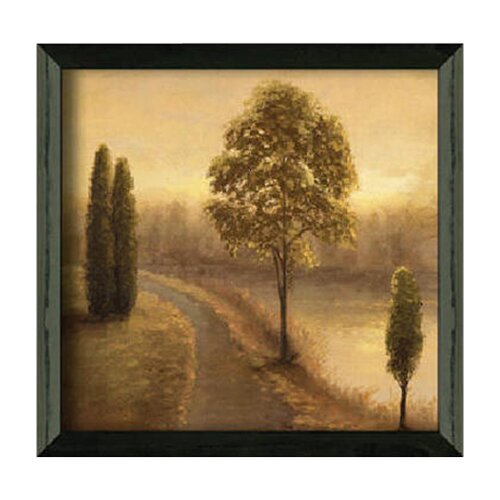 Isle Pathway II by Michael Marcon Framed Painting Print