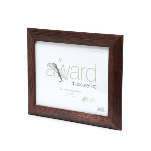 Timeless Frames Englewood Document and Award Frame