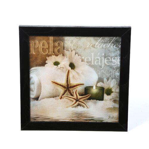 Timeless Frames Relaxation II by Patricia Pinto Framed Graphic Art