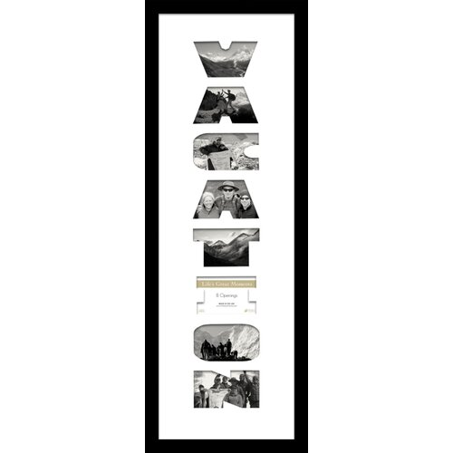 Timeless Frames Life's Great Moments Vacation Collage Photo Frame