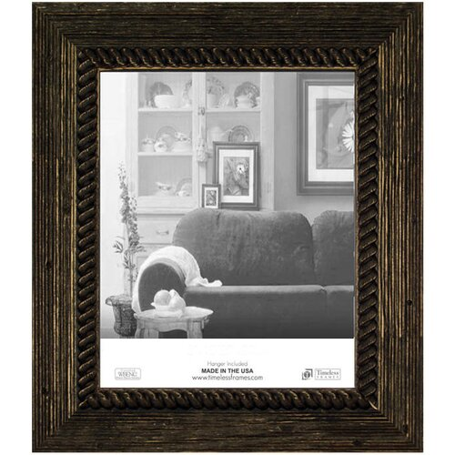 Timeless Frames Fiona Solid Wood Picture Frame