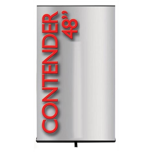 Exhibitor's Hand Book Monster Contender Banner Stand