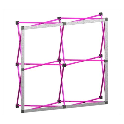 Exhibitor's Hand Book Tabletop HopUP Portable Display Frame