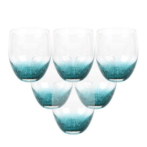 Nassau Rock Old Fashioned Glass (Set of 6)