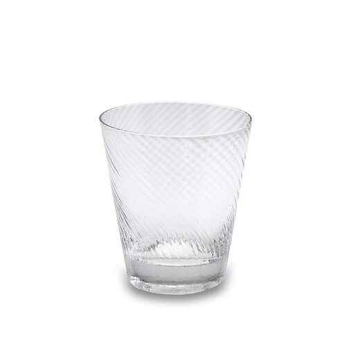 Roma Rock Glass (Set of 4)
