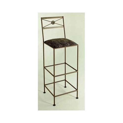Grace Collection Neoclassic Bar Stool