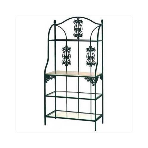 Grace Collection Vineyard Baker's Rack