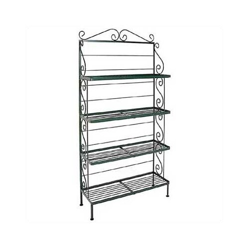 Grace Collection Graduated Baker's Rack