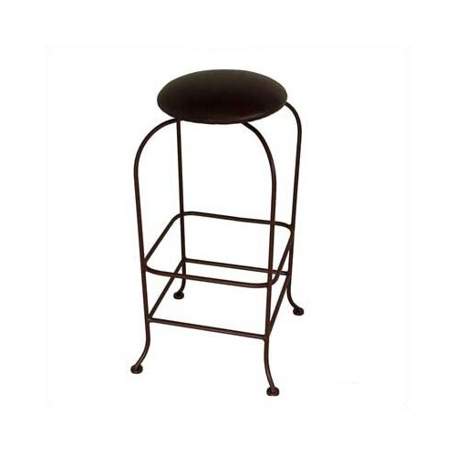 Grace Collection Designer Swivel Bar Stool