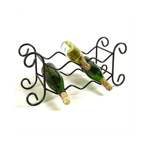 Grace Collection 6 Bottle Tabletop Wine Rack