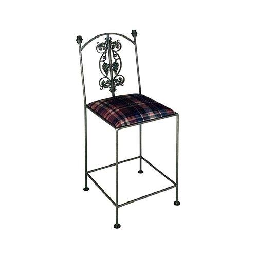 Grace Collection Vineyard Bar Stool