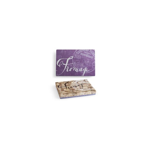 Rosanna Vino and Fromage Infinity Rectangular Serving Tray