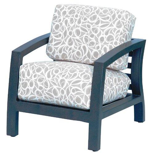 Suncoast Madrid Cushion Deep Seating Leisure Chair