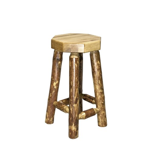 "Montana Woodworks® Glacier Country 30"" Bar Stool"