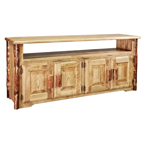 """Montana Woodworks® Glacier Country 59"""" TV Stand"""