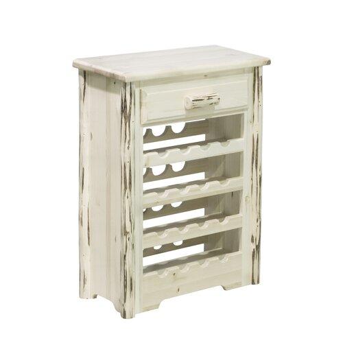 Montana Woodworks® 16 Bottle Wine Cabinet