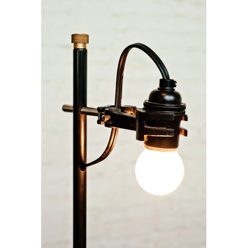 """District Eight Design Articulated 12.75"""" H Table Lamp"""