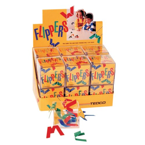 Flippers / Boxed