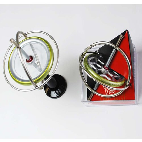 Tedco Toys Original Gyroscope / Boxed