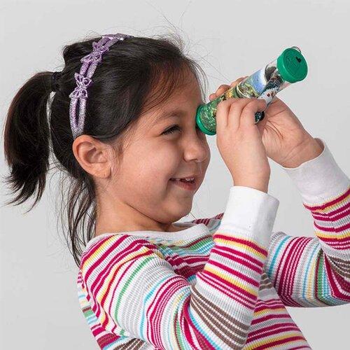 Tedco Toys Dinosaurs Led Kaleidoscope