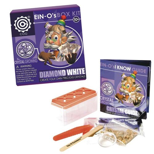 Tedco Toys Diamond White Box Kit