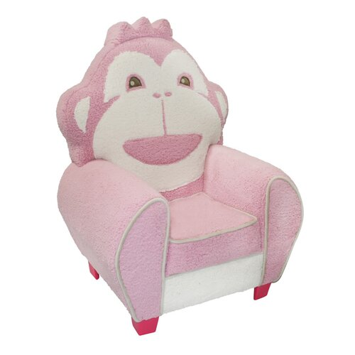 Magical Cuddle Monkey Chair