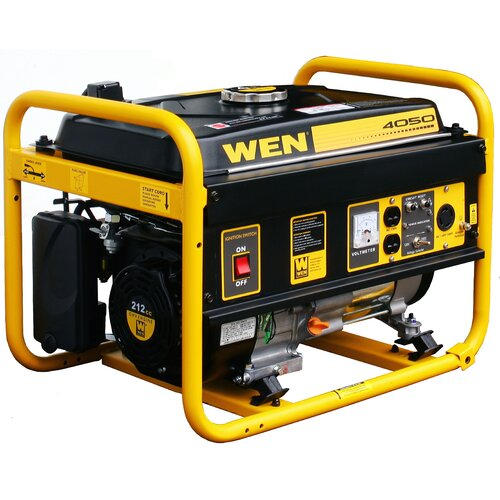 Sale WEN 4050 Watt Gasoline Generator - 56400-CA - shop29071405