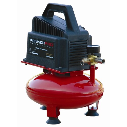 PowerPro Technologies 1 Gallon Oil Free Air Compressor