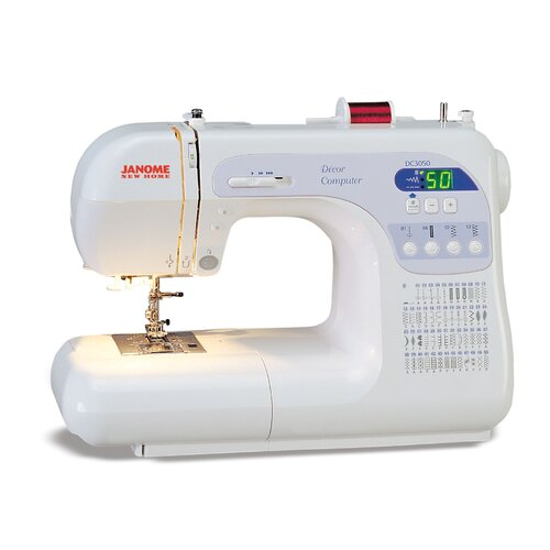 Janome DC3050 Computerized Sewing Machine