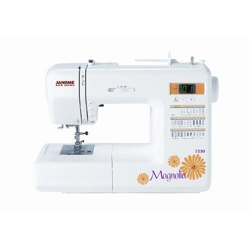 Janome Computerized Magnolia Sewing Machine