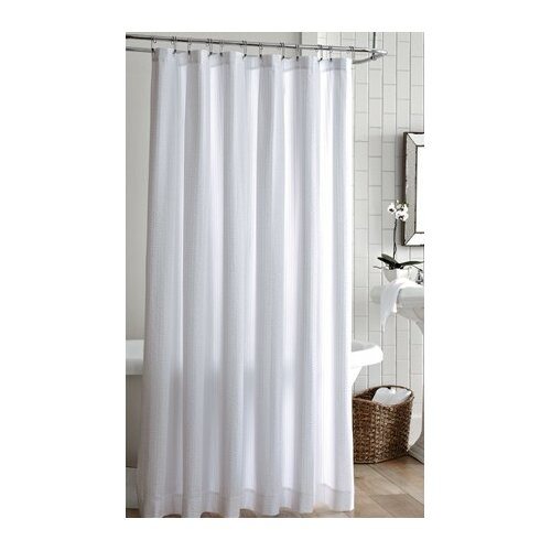 Biscayne Cotton Shower Curtain