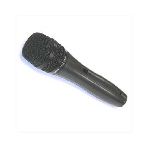 "Anchor Audio Carioid Pattern Handheld Mic with 1/4"" phone plug"