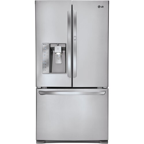 31 Cu. Ft.French Door Refrigerator